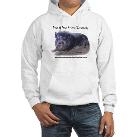 Piece of Peace Hooded Sweatshirt