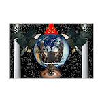 Masonic 32nd Degree Eagles Mini Poster Print