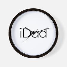 iDad Wall Clock