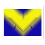 Masonic In the Sun Small Poster