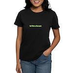 My Wife's A Therapist T Women's Dark T-Shirt