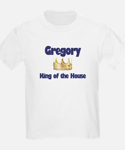 Gregory - King of the House T-Shirt