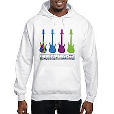 Guitar Music Hoodie