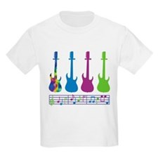 Guitar Music T-Shirt