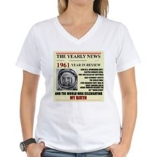 born in 1961 birthday gift Shirt