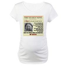 born in 1961 birthday gift Shirt