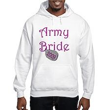 Army Bride (Tags) 2009 Hoodie