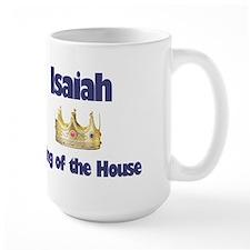 Isaiah - King of the House Mug