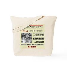 born in 1964 birthday gift Tote Bag