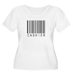 Cashier Barcode T-Shirt