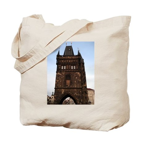 Charles Bridge -Prague, Czech Tote Bag