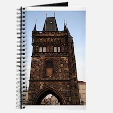 Charles Bridge -Prague, Czech Journal