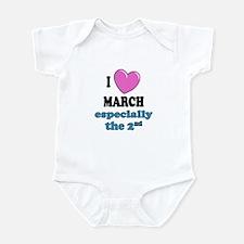 PH 3/2 Infant Bodysuit