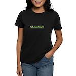 My Daddy's A Therapist T Women's Dark T-Shirt