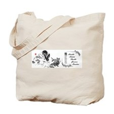The Rabbit Tote Bag