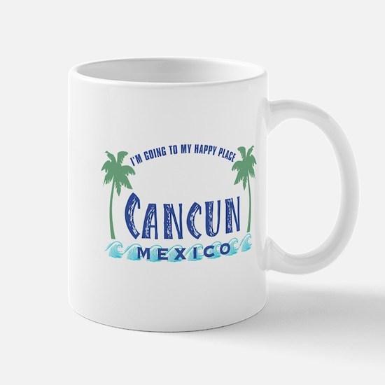 Cancun Happy Place - Mug
