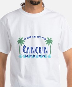 Cancun Happy Place - Shirt