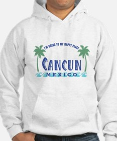 Cancun Happy Place - Hoodie