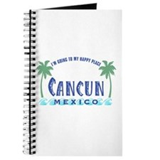 Cancun Happy Place - Journal