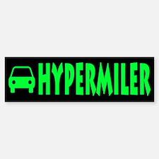 Hypermiler Bumper Bumper Bumper Sticker
