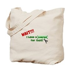 Funny Coupons Tote Bag