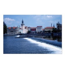Prague, Czech Republic Postcards (Package of 8)