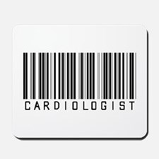 Cardiologist Barcode Mousepad
