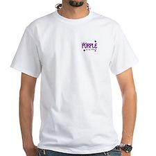 I Wear Purple For My Mom 14 Shirt