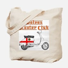 WOLVES SCOOTER CLUB Tote Bag
