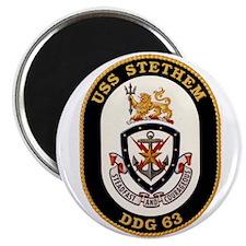 "USS Stethem DDG-63 2.25"" Magnet (10 pack)"