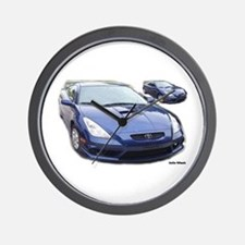Celica GT 2 Images Wall Clock