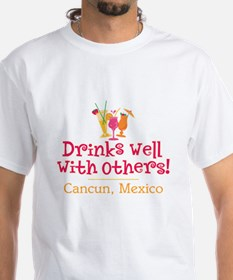 Drinks Well_Cancun - Shirt