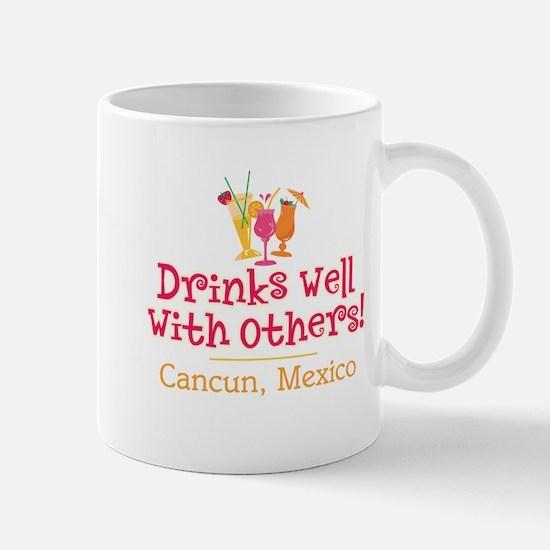 Drinks Well_Cancun - Mug