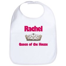 Rachel - Queen of the House Bib