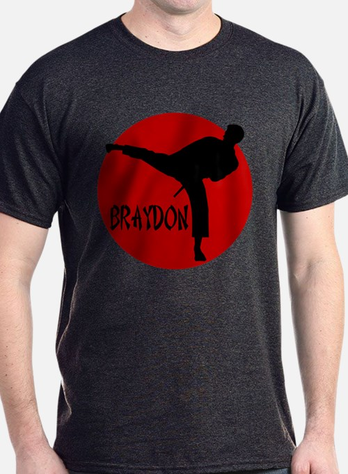 Braydon Martial Arts T-Shirt