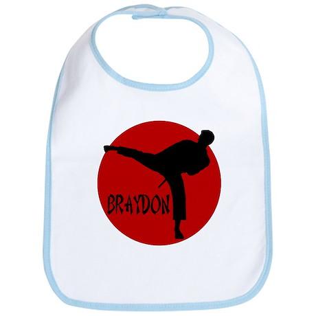 Braydon Martial Arts Bib