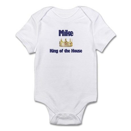 Mike - King of the House Infant Bodysuit