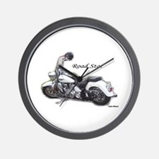 Road Star Wall Clock