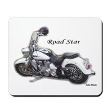 Road Star Mousepad