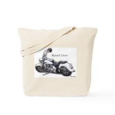 Road Star Tote Bag
