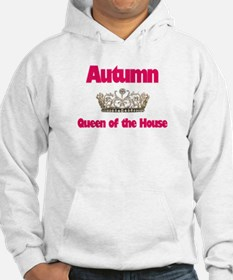 Autumn - Queen of the House Hoodie
