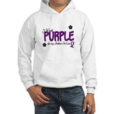 I Wear Purple For My Father-In-Law 14 Hoodie