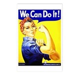 Rosie the Riveter Postcards (Package of 8)