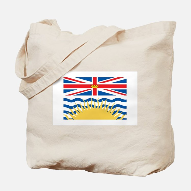 BRITISH-COLUMBIA Tote Bag