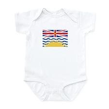 BRITISH-COLUMBIA Infant Bodysuit
