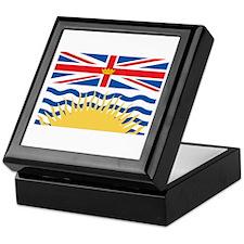 BRITISH-COLUMBIA Tile Box