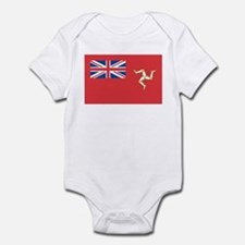 MAN-ISLE Infant Bodysuit