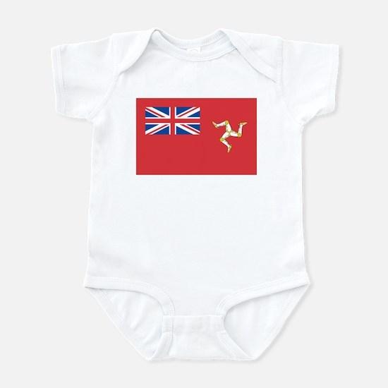 MAN-ISLE Infant Bodysuit