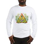Masonic Acacia Long Sleeve T-Shirt
