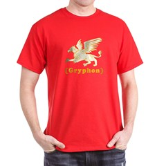 Goldenrod Gryphon Men's T